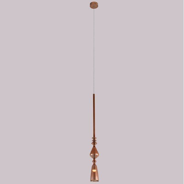Crystal Lux LUX SP1 B COPPER LUX подвесной светильник