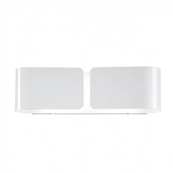 Ideal Lux CLIP AP2 SMALL BIANCO CLIP бра (настенный светильник)